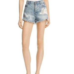POL Denim shorts 🎁